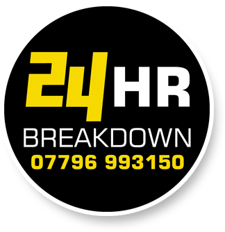 24 Hour Breakdown 07796 993 150