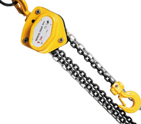Manual Chain Hoists