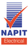 NAPIT approved electrical contractor