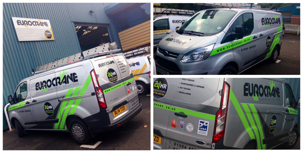 Electrical Solutions New Ford Transit Custom